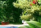 Abbeyard Tropical landscaping 17